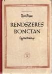 """A """"renci-bonci"""" egy régi kiadása"""