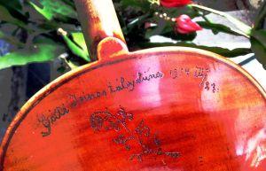 1914-ben Gáti János tulajdona volt (ennek éppen 100 éve)
