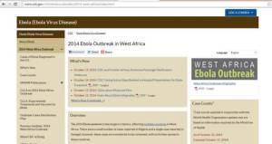 A CDC, vagyis az USA népegészségügyi-járványügyi hivatalának honlapján jól követik az eseményeket