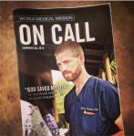 On Call - a Samaritan's Purse hírlevele