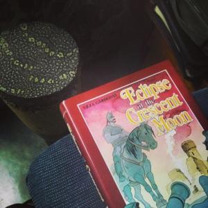 Afrikai dob Afrikában és az Egri Csillagok angol változata... Afrikában